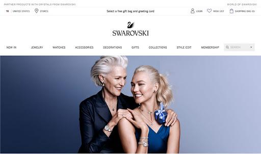 Swarovski Campaign